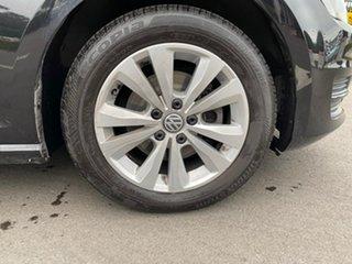 2015 Volkswagen Golf VII MY15 90TSI DSG Comfortline Black 7 Speed Sports Automatic Dual Clutch