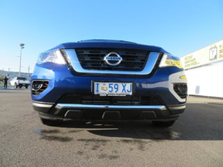 2019 Nissan Pathfinder R52 Series III MY19 ST X-tronic 2WD Caspian Blue 1 Speed Constant Variable