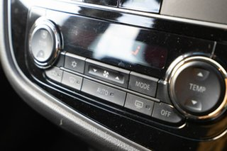 2018 Mitsubishi Outlander ZL MY19 ES 2WD Red/Black 6 Speed Constant Variable Wagon