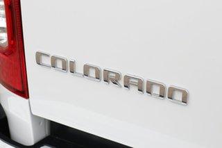 2016 Holden Colorado RG MY17 LTZ (4x4) White 6 Speed Manual Crew Cab Pickup