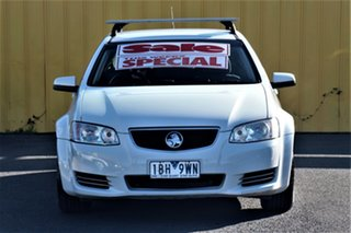 2012 Holden Commodore VE II MY12 Omega White 6 Speed Sports Automatic Sedan.
