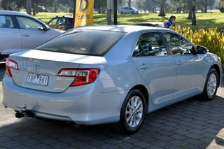 2011 Toyota Camry ASV50R Altise Blue 6 Speed Sports Automatic Sedan