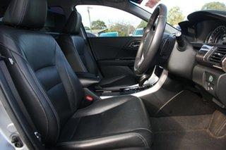 2017 Honda Accord MY17 VTi-L 2.4L Silver 5 Speed Automatic Sedan