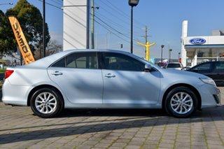 2011 Toyota Camry ASV50R Altise Blue 6 Speed Sports Automatic Sedan.