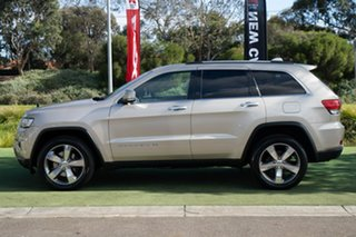 2017 Jeep Grand Cherokee WK MY17 Limited Gold 8 Speed Sports Automatic Wagon