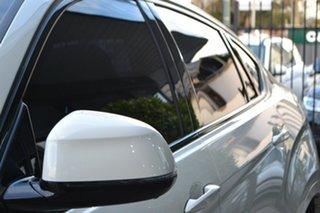 2017 BMW X6 F16 xDrive30d Coupe Steptronic White 8 Speed Sports Automatic Wagon