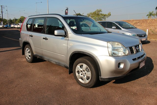 Used Nissan X-Trail T31 MY10 ST, 2010 Nissan X-Trail T31 MY10 ST Silver 1 Speed Constant Variable Wagon