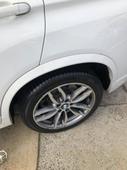 2015 BMW X3 F25 MY15 xDrive30d Alpine White 8 Speed Automatic Wagon