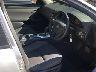 2009 Holden Commodore VE MY09.5 Omega (D/Fuel) Silver 4 Speed Automatic Sedan.