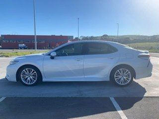 2018 Toyota Camry GSV70R SL White 8 Speed Sports Automatic Sedan