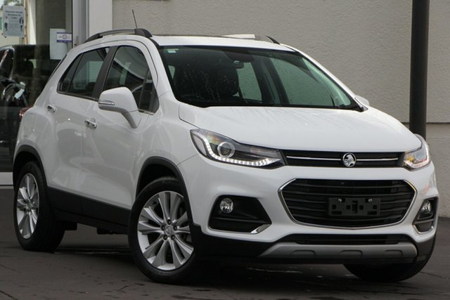 Used Holden Trax TJ MY20 LTZ, 2019 Holden Trax TJ MY20 LTZ White 6 Speed Automatic Wagon
