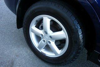 2006 Hyundai Santa Fe CM MY07 SLX Blue Onyx 4 Speed Sports Automatic Wagon