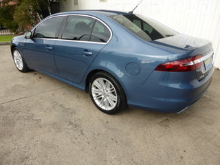 2015 Ford Falcon FG X G6E Aero Blue 6 Speed Sports Automatic Sedan