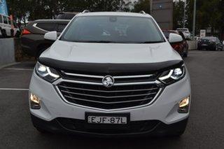 2018 Holden Equinox EQ MY18 LTZ FWD White 9 Speed Sports Automatic Wagon.