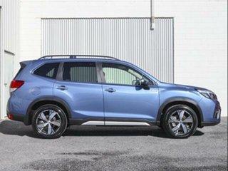 2020 Subaru Forester MY20 2.0E-S Hybrid (AWD) Horizon Blue Continuous Variable Wagon.