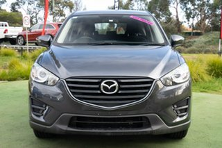 2016 Mazda CX-5 KE1032 Maxx SKYACTIV-Drive i-ACTIV AWD Grey 6 Speed Sports Automatic Wagon