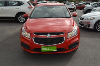 2015 Holden Cruze JH Series II MY15 Equipe Red 6 Speed Sports Automatic Sedan.