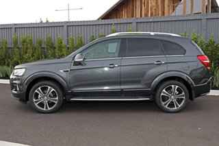 2018 Holden Captiva Grey Wagon