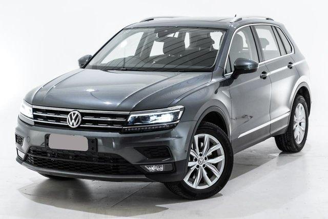 Used Volkswagen Tiguan 5N MY19.5 132TSI DSG 4MOTION Comfortline, 2019 Volkswagen Tiguan 5N MY19.5 132TSI DSG 4MOTION Comfortline Grey 7 Speed