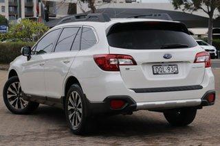 2017 Subaru Outback MY17 2.5I White Automatic Wagon.