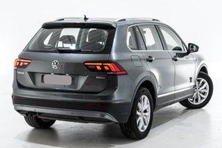 2019 Volkswagen Tiguan 5N MY19.5 132TSI DSG 4MOTION Comfortline Grey 7 Speed.