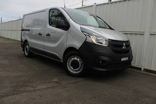 2020 Mitsubishi Express SN MY21 GLX SWB DCT Silver 6 Speed Sports Automatic Dual Clutch Van.