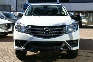 2020 Mazda BT-50 TFR40J XTR 4x2 Ice White 6 Speed Sports Automatic Utility