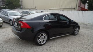 2010 Volvo S60 F Series D5 Geartronic AWD Black 6 Speed Sports Automatic Sedan.