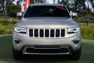 2017 Jeep Grand Cherokee WK MY17 Limited Gold 8 Speed Sports Automatic Wagon.