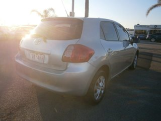 2008 Toyota Corolla ZRE152R Ascent Silver 6 Speed Manual Hatchback