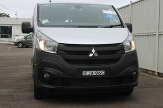 2020 Mitsubishi Express SN MY21 GLX SWB DCT Silver 6 Speed Sports Automatic Dual Clutch Van