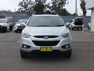 2015 Hyundai ix35 LM3 MY15 SE Silver 6 Speed Sports Automatic Wagon.