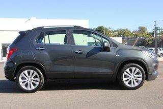 2018 Holden Trax TJ MY18 LT Grey 6 Speed Automatic Wagon.