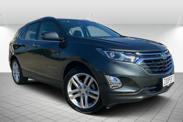 Used Holden Equinox EQ MY18 LTZ-V AWD, 2019 Holden Equinox EQ MY18 LTZ-V AWD Grey 9 Speed Sports Automatic Wagon