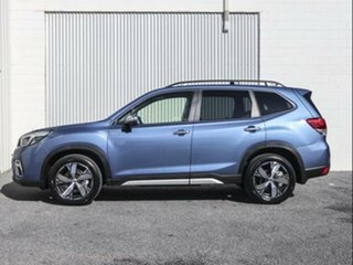 2020 Subaru Forester MY20 2.0E-S Hybrid (AWD) Horizon Blue Continuous Variable Wagon