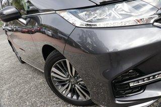 2020 Honda Odyssey RC MY20 VTi-L Modern Steel 7 Speed Constant Variable Wagon.