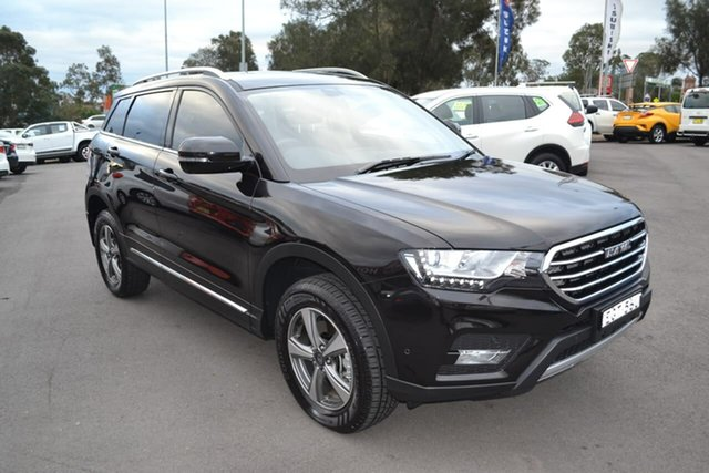 Used Haval H6  Premium DCT, 2019 Haval H6 Premium DCT Black 6 Speed Sports Automatic Dual Clutch Wagon
