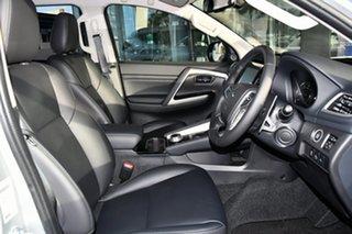 2020 Mitsubishi Pajero Sport QF MY20 GLS Sterling Silver 8 Speed Sports Automatic Wagon
