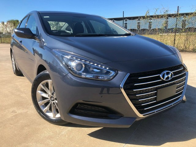 Used Hyundai i40 VF4 Series II Active D-CT, 2018 Hyundai i40 VF4 Series II Active D-CT Blue 7 Speed Sports Automatic Dual Clutch Sedan