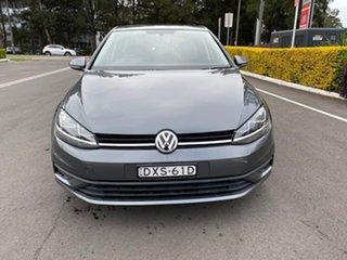 2018 Volkswagen Golf 7.5 110TSI Grey Manual.