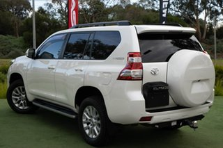 2016 Toyota Landcruiser Prado GDJ150R VX Crystal Pearl 6 Speed Sports Automatic Wagon.