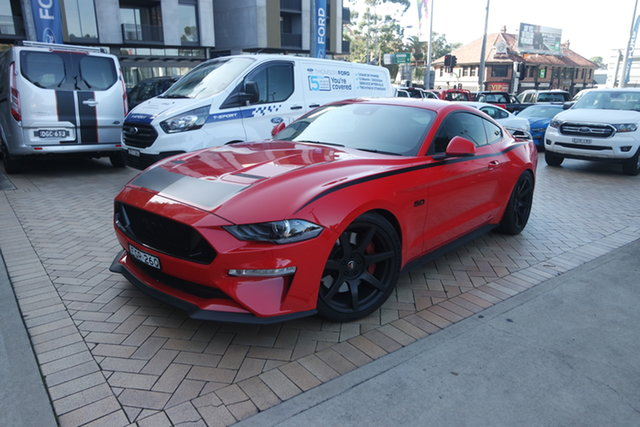 Used Ford Mustang  , MUSTANG 2019 FASTBACK 5.0L V8 6SPD MAN