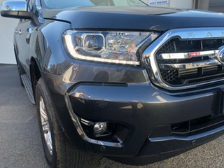 2020 Ford Ranger PX MkIII 2020.25MY XLT Meteor Grey 6 Speed Sports Automatic Double Cab Pick Up