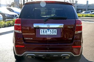 2016 Holden Captiva Red Wagon