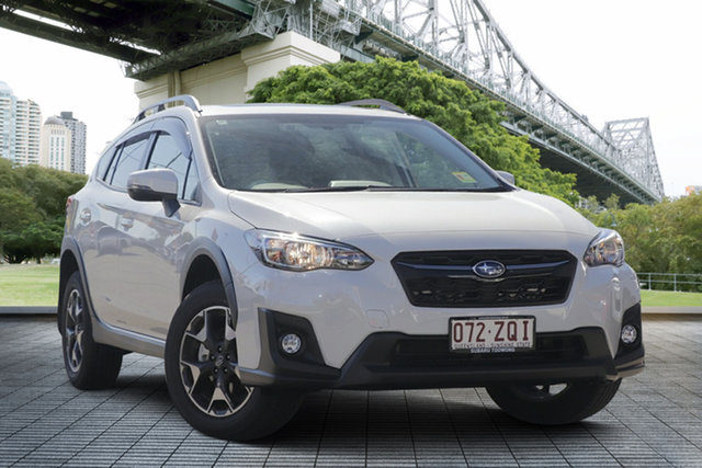 Demo Subaru XV G5X MY20 2.0i Premium Lineartronic AWD, 2020 Subaru XV G5X MY20 2.0i Premium Lineartronic AWD Crystal White 7 Speed Constant Variable Wagon