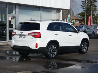 2013 Kia Sorento XM MY13 Platinum 4WD White 6 Speed Sports Automatic Wagon