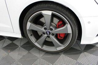2019 Audi S3 8V MY20 S Tronic Quattro White 7 Speed Sports Automatic Dual Clutch Sedan