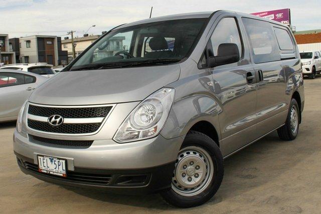 Used Hyundai iLOAD TQ2-V MY15 , 2015 Hyundai iLOAD TQ2-V MY15 Silver 6 Speed Manual Van