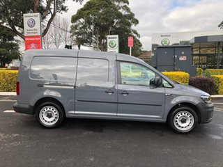 2019 Volkswagen Caddy 2KN MY20 TSI220 Maxi DSG Grey 7 Speed Sports Automatic Dual Clutch Van.