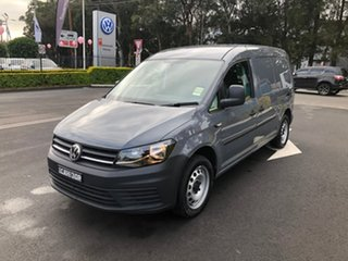 2019 Volkswagen Caddy 2KN MY20 TSI220 Maxi DSG Grey 7 Speed Sports Automatic Dual Clutch Van